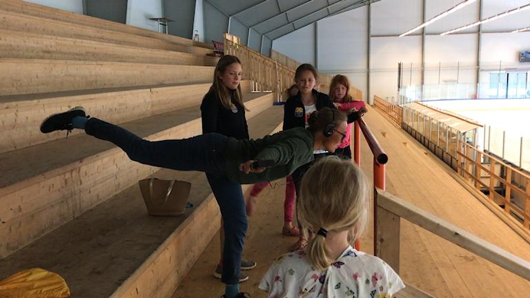 Graip IK anordnar sommarläger i konståkning i Slite
