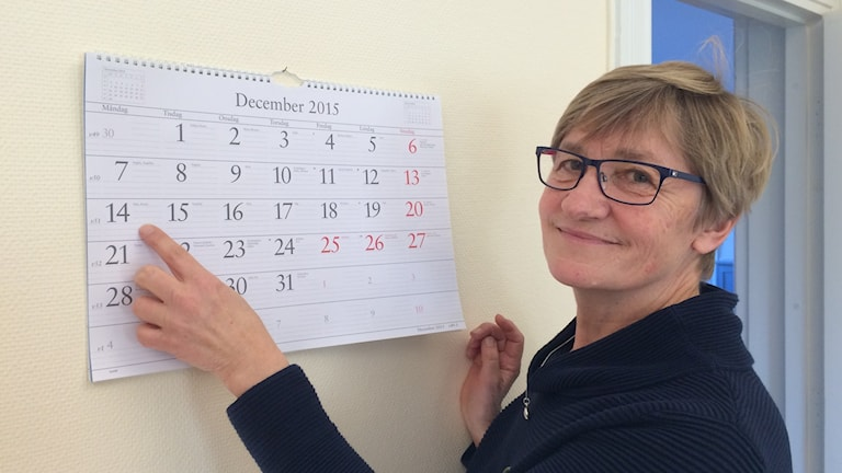 Kerstin Lindgren, resursområdeschef för habilitering och rehabilitering