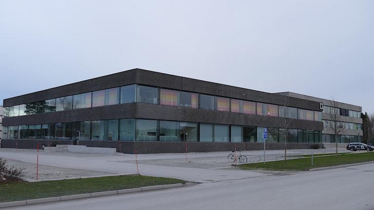 Riksutställningars & Riksantikvarieämbetets kontor i Visby