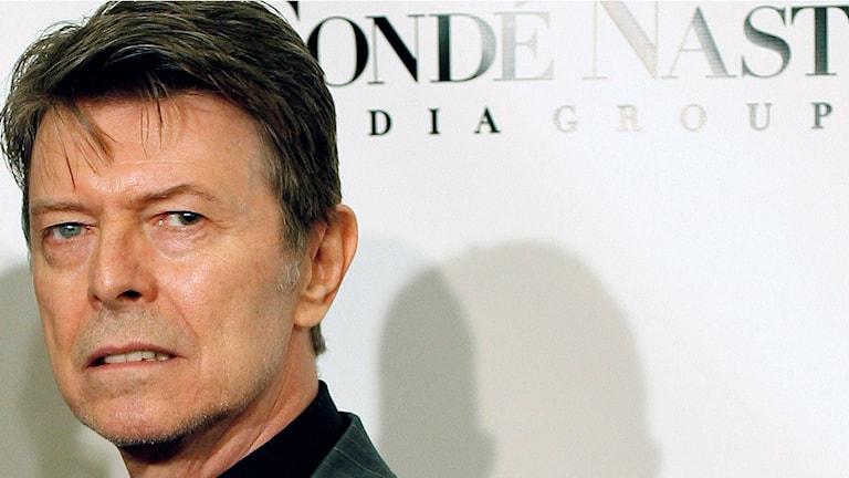 David Bowie. Foto: Stephen Chernin/TT