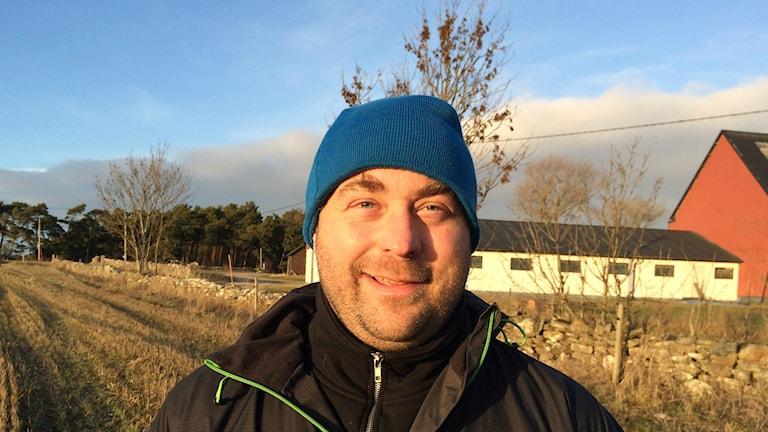 Terje Larsson. Foto: Mari Winarve/Sveriges Radio