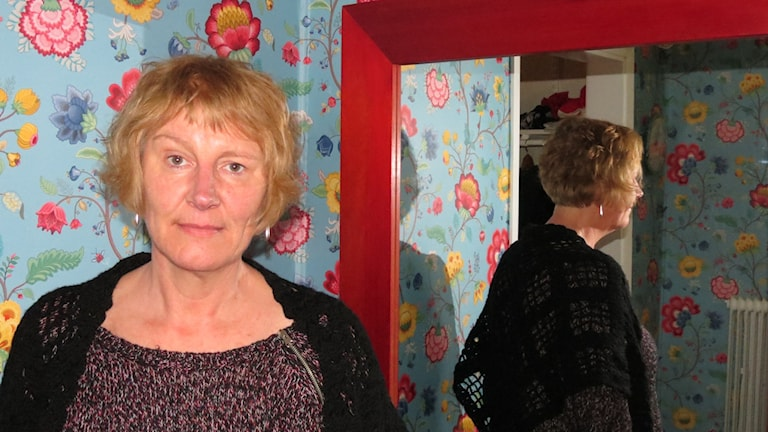 Mona Edström. Foto: Tomas Ardin/Sveriges Radio