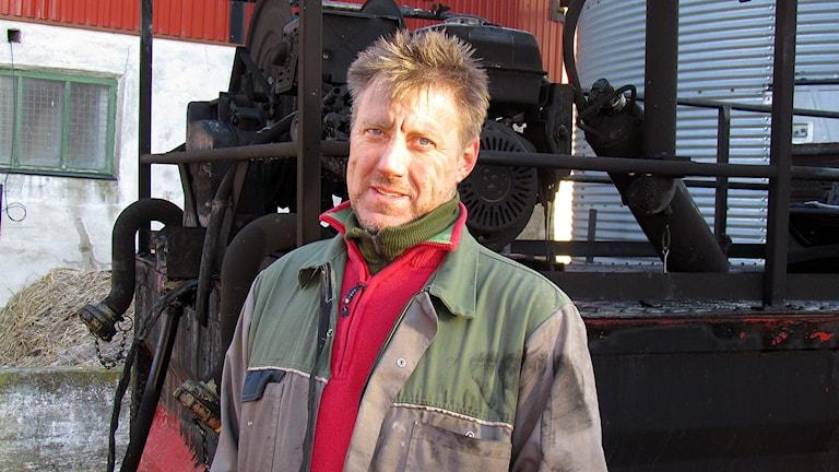Clas Jakobsson, efter brand i hans verkstad vid Hesselby Linde.