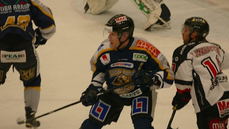 Visby Romas Oskar Lundberg