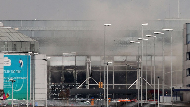 bryssels flygplats Zaventem