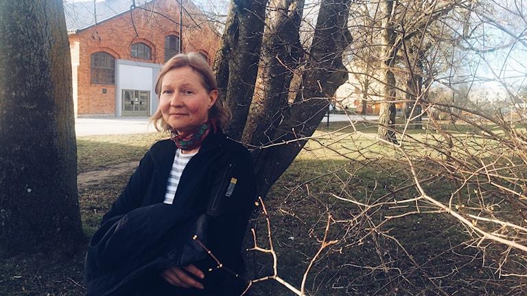 Monica Olsson rekommenderar soltåliga växter.