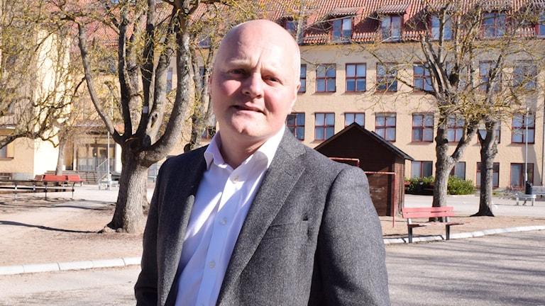Peter Lindvall, regiondirektör.