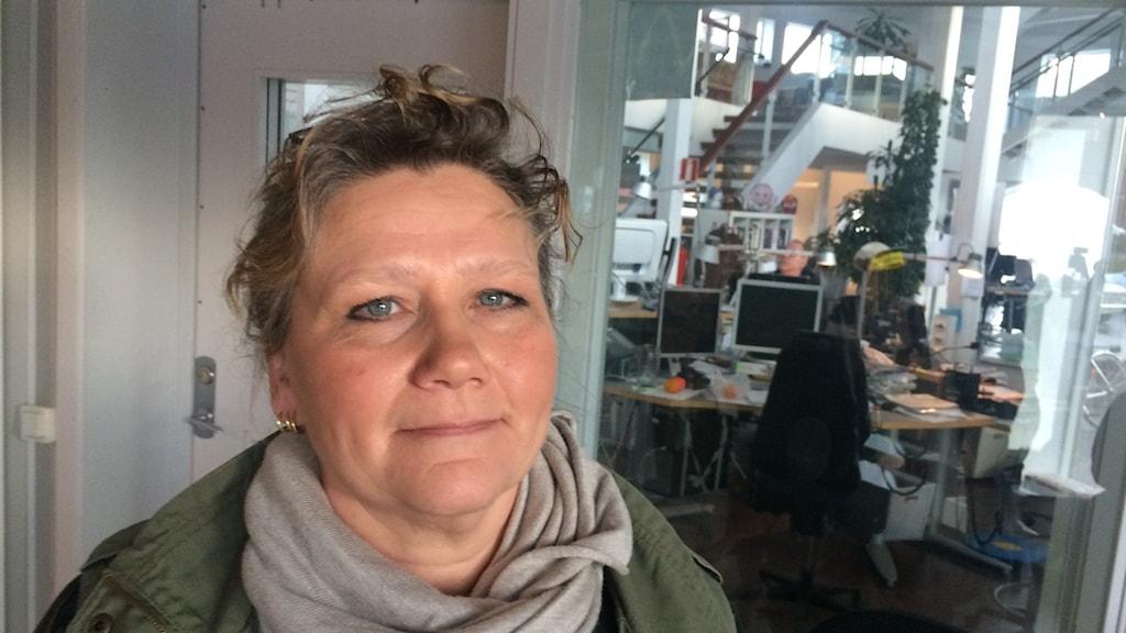 Boendeassistent Marita Westerlund