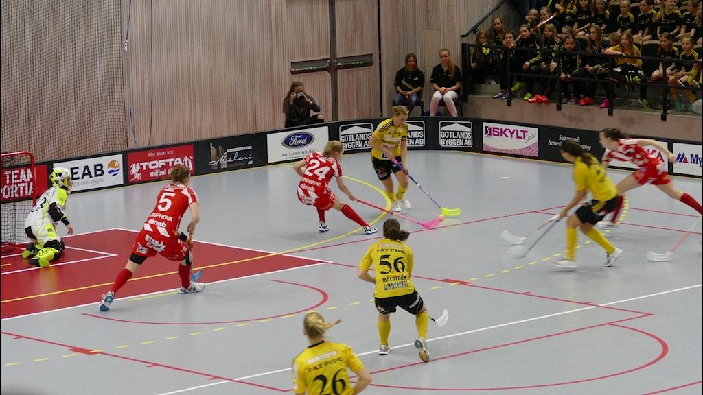 Endre-Pixbo semifinal 2