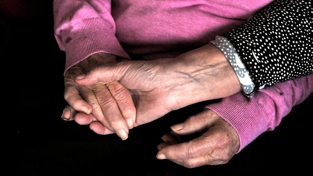 Åldringsvård