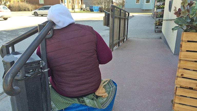 Tiggare i Visby