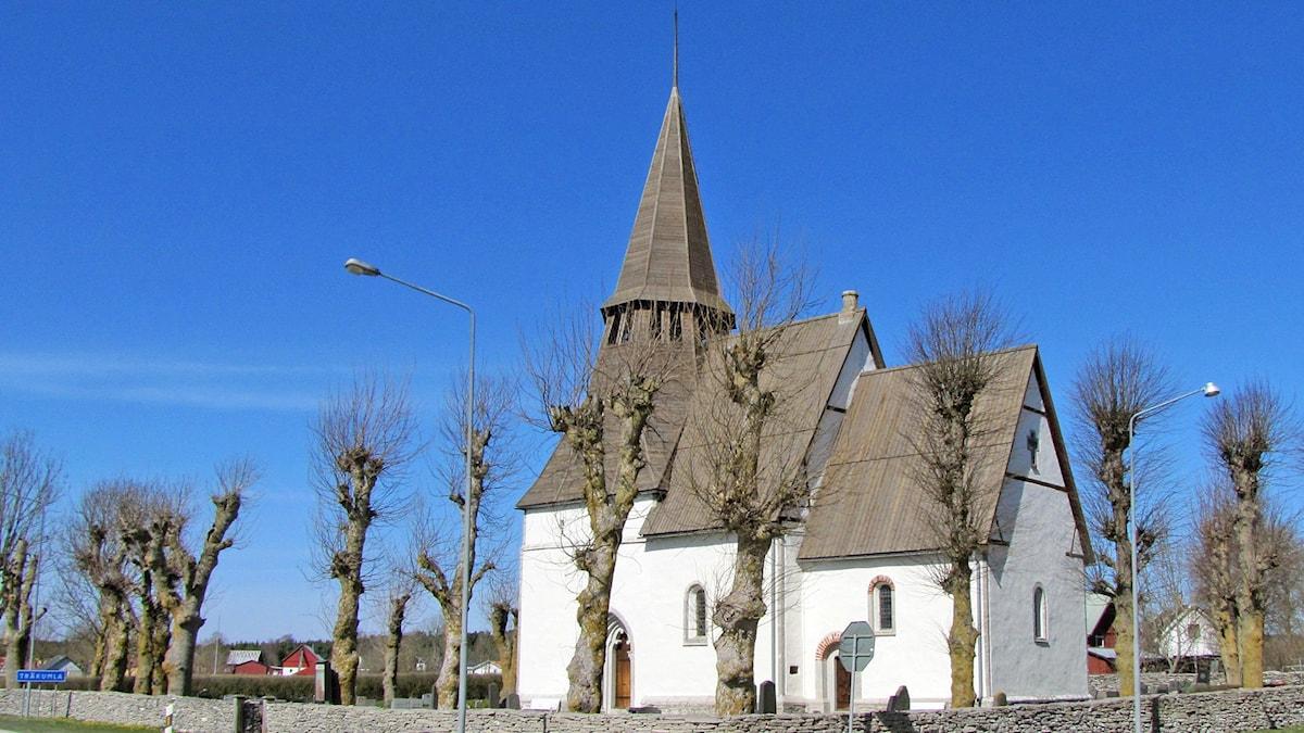 Träkumla kyrka