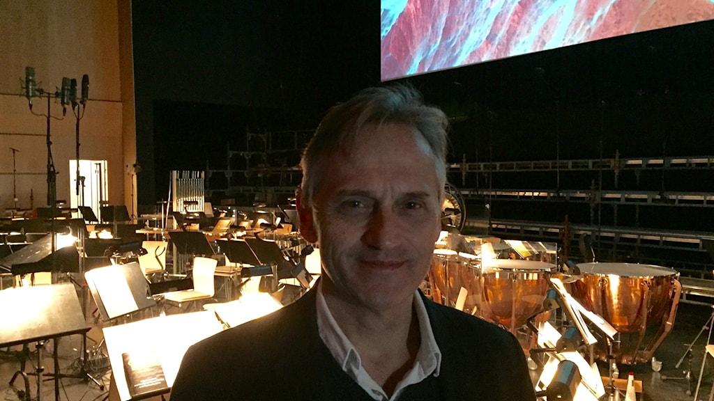 Dirigenten Bo Wannefors