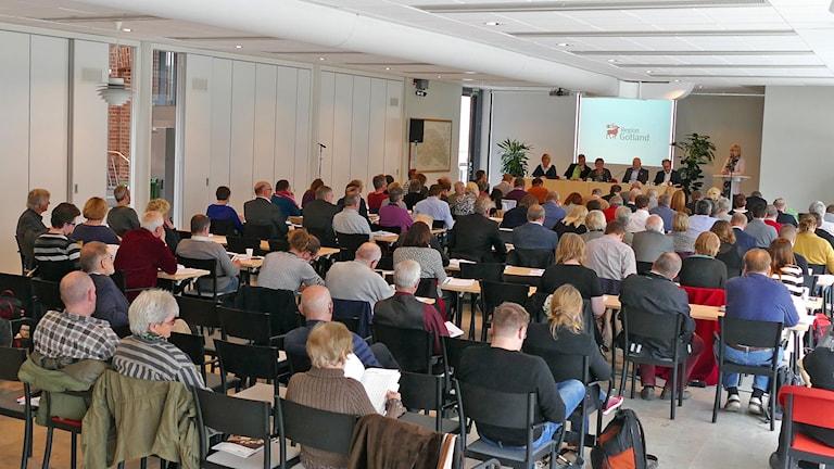 Gotlands regionfullmäktige