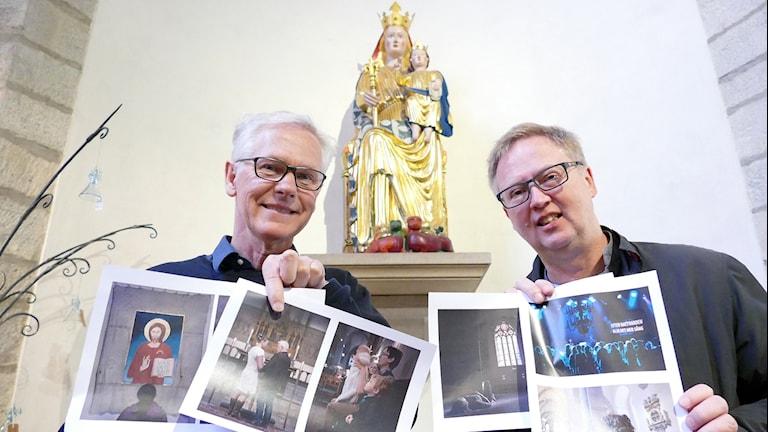 Tommy Söderlund och Mats Hermansson