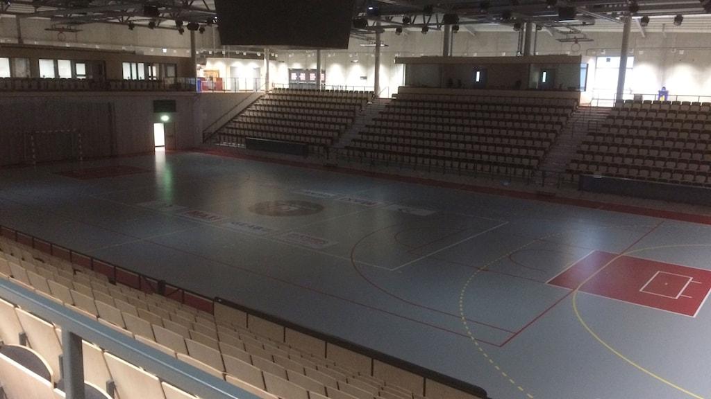 Arenahallen i Visby