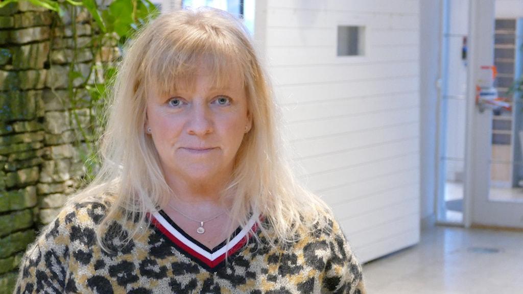 Meit Fohlin, regionstyrelsens ordförande (S)