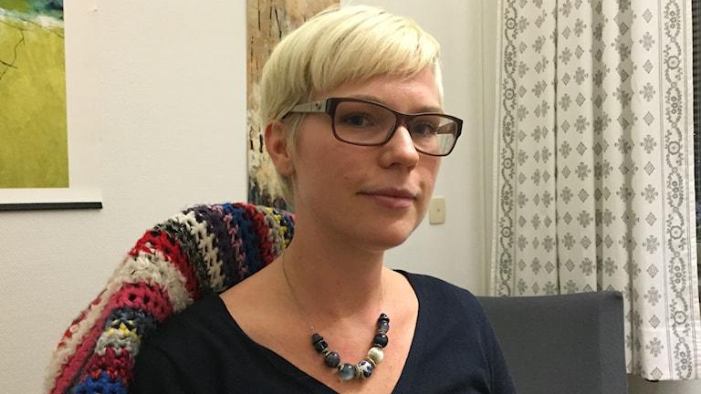Sarah Seestrand psykolog