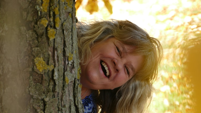 Mari Winarve, publikredaktör p4 Gotland