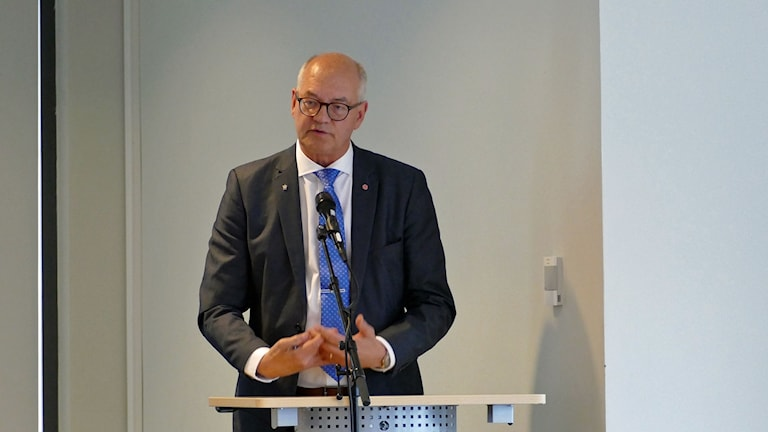 Björn Jansson i Gotlands regionfullmäktige.