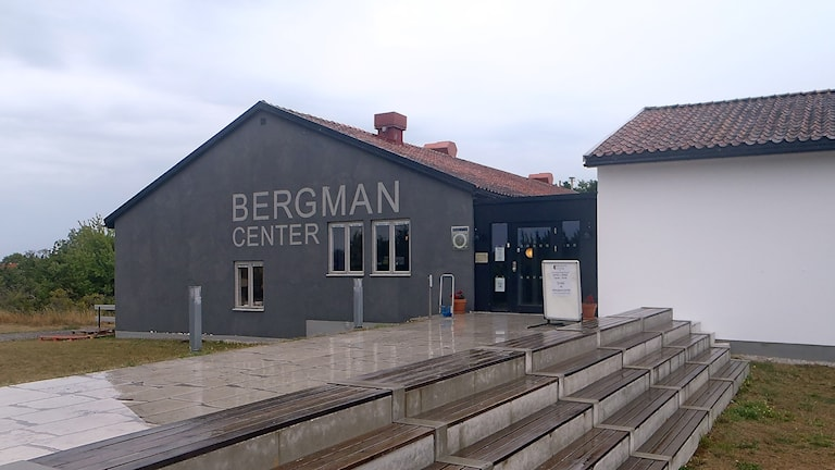 Bergmancenter på Fårö