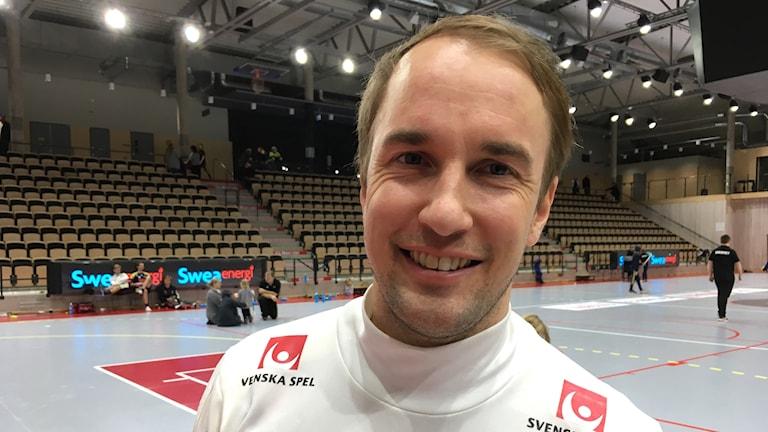 Christoffer Lindberg Visby IBK