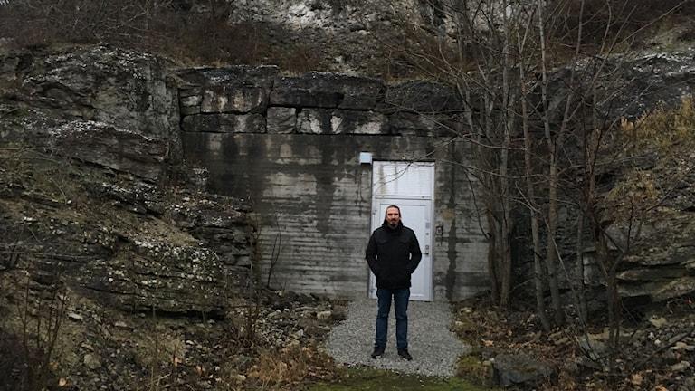 Bergrummet Galgberget Johan Kallum