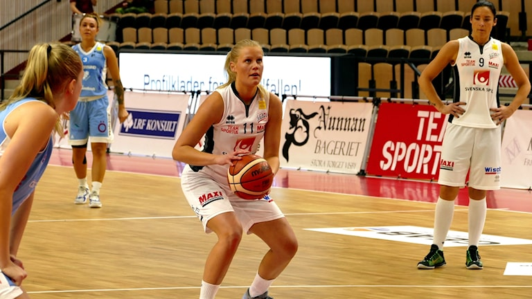 Johanna Petersson, Visby Ladies