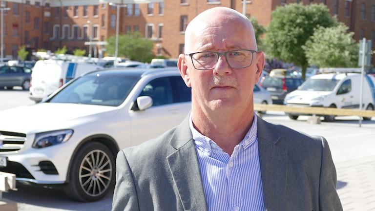 Christer Stoltz beredskapsverksamhetschef vid Region Gotland