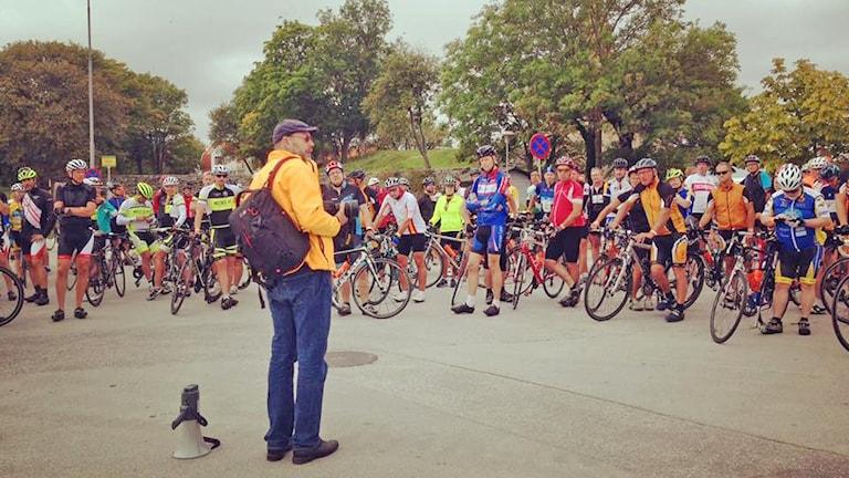 Cyklister Gotland 360