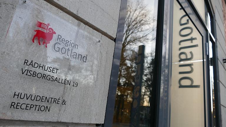 Rådhuset Region Gotland