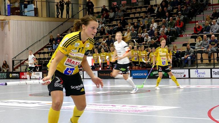 Endres Anna-Jakobsson mot IKSU