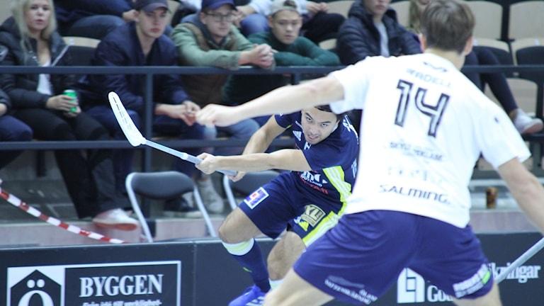 Kasper Broby, Visby IBK