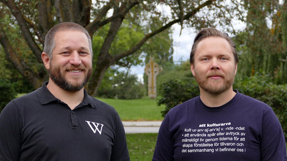 Axel Pettersson Wikipedia och Jan Ainali Riksantikvarieämbetet