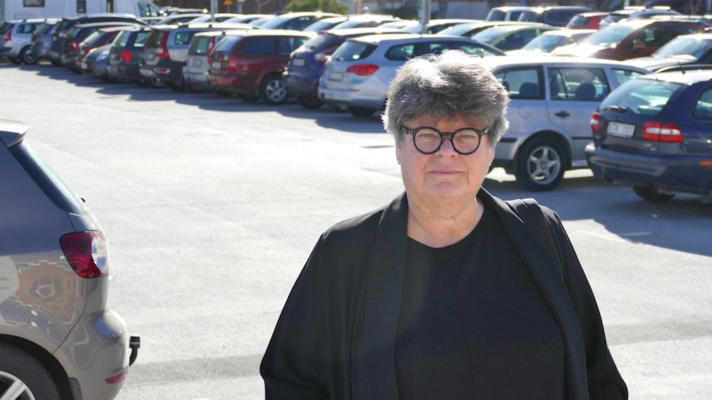 Annica Jonsson sökte nytt jobb och fick det, vid 64 års ålder.