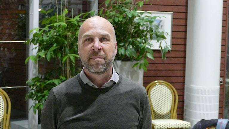 Christian Hegardt, stadsarkitekt Region Gotland