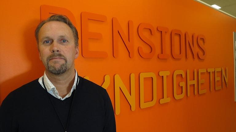 Lars-Åke Borg, gruppchef Pensionsmyndigheten.
