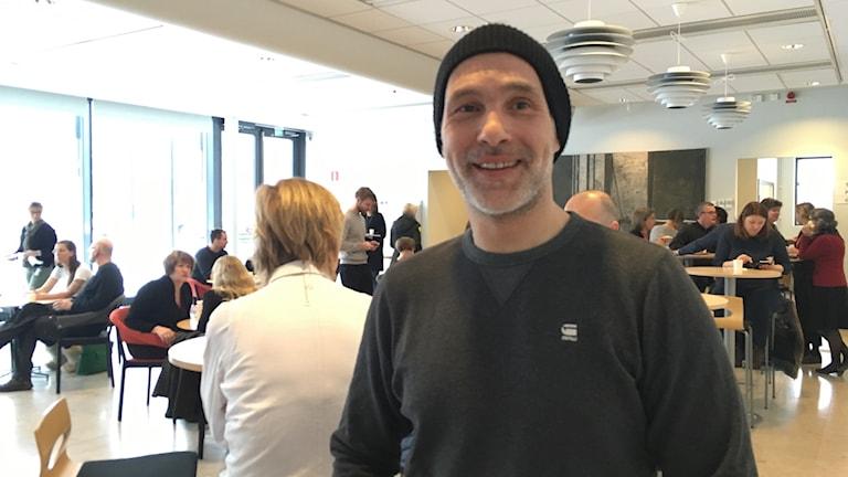 Anders Hellgren på Haima