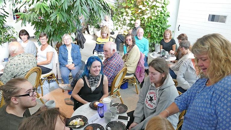 Maris Café publik