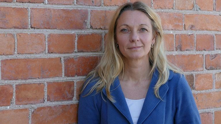 Lotta Israelsson, HR direktör i Region Gotland.