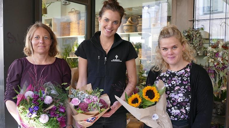 Irisdals blomsterhandel för Världens barn