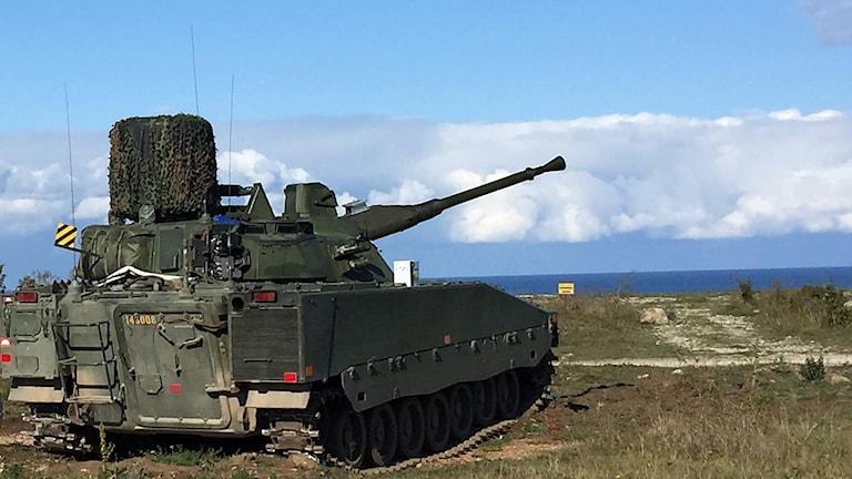 luftvärnskanonvagn
