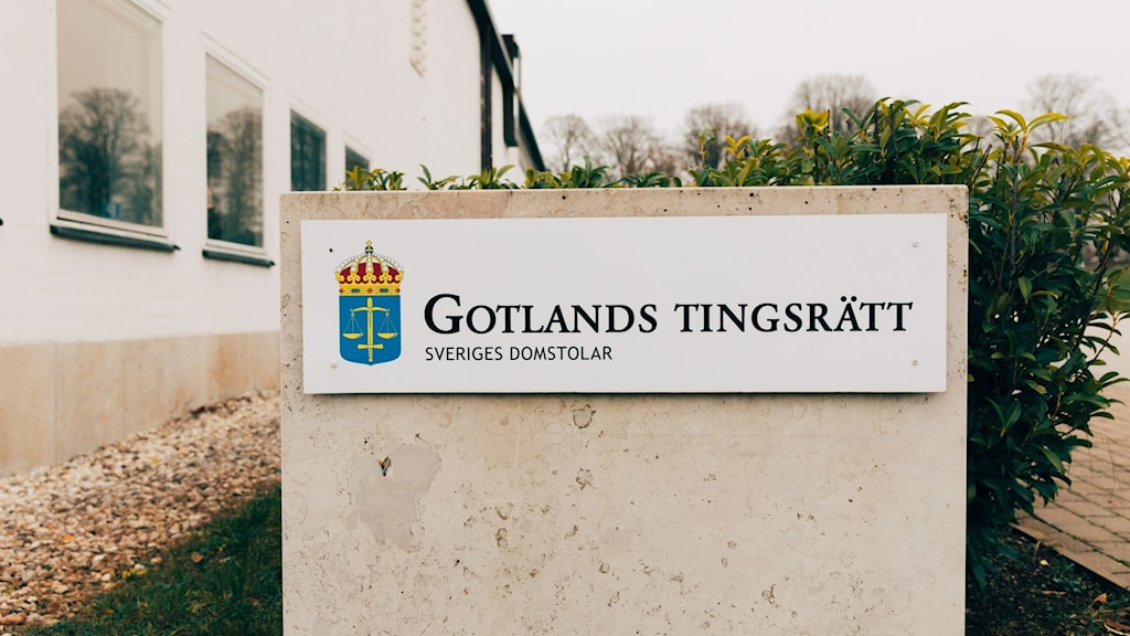 Gotlands tingsrätt, Sveriges domstol, tingsrätt