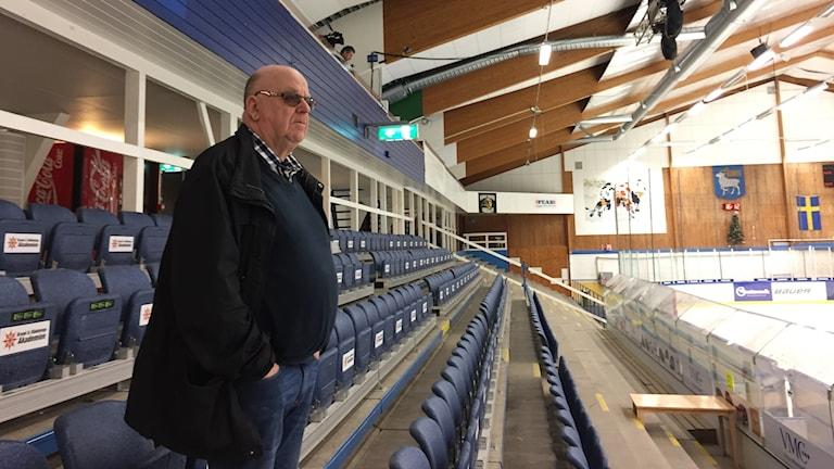 Anders Larssson hoppas på framgång för Visby Roma