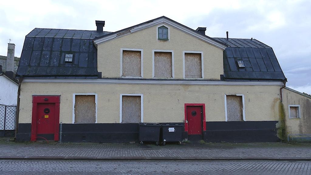 Fd restaurant China på Södertorg i Visby.