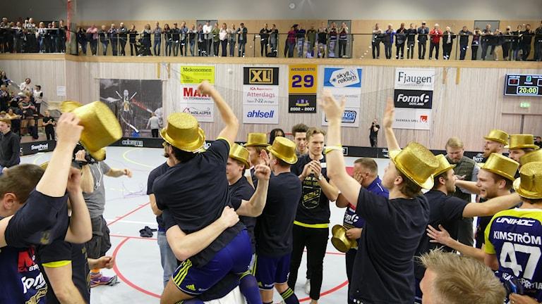 Visby IBK klart för superligan