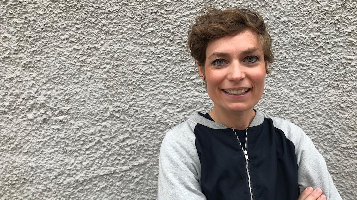 Maja Boström, Kommunikationsdirektör för Jernkontoret