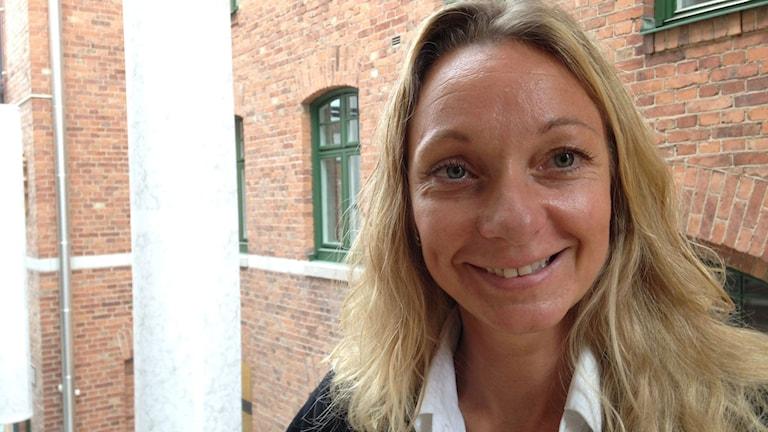 Lotta Israelsson, personaldirektör Region Gotland