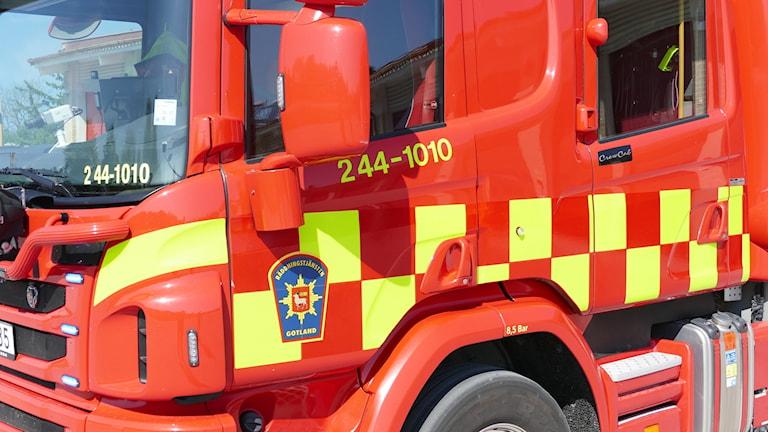 Gotlands räddningstjänst