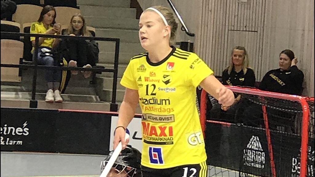 Ellen Bäckstedt i Endre.